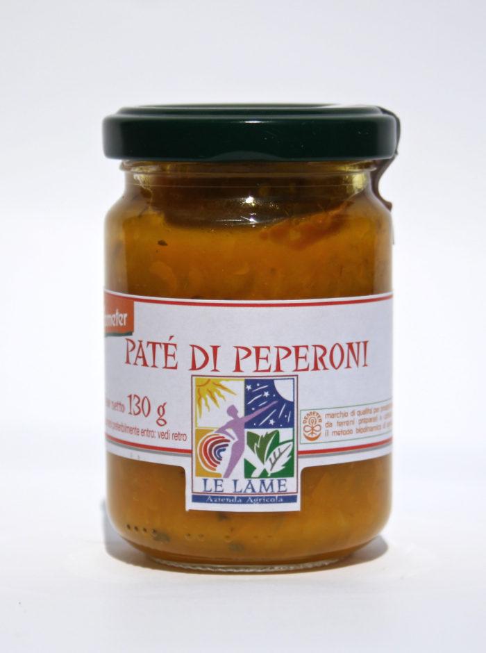 Paté di peperoni Demeter