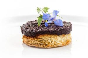 patè olive nere - I contadini